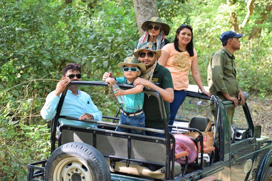Corbett Family Outing Tour