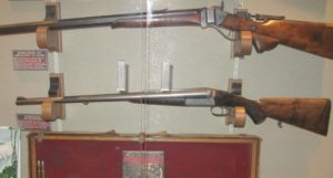 Gun in Corbett Park Museum
