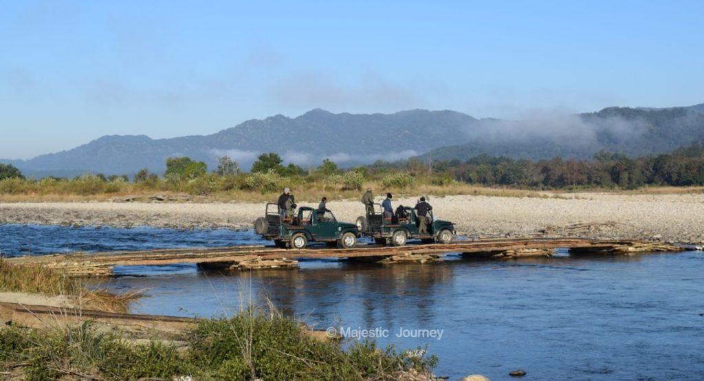 Jim Corbett Park Safari by Jeep