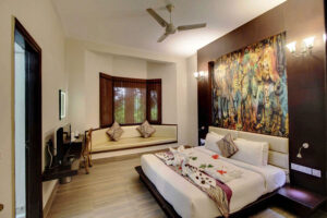 Tusker Trail Room Inside View