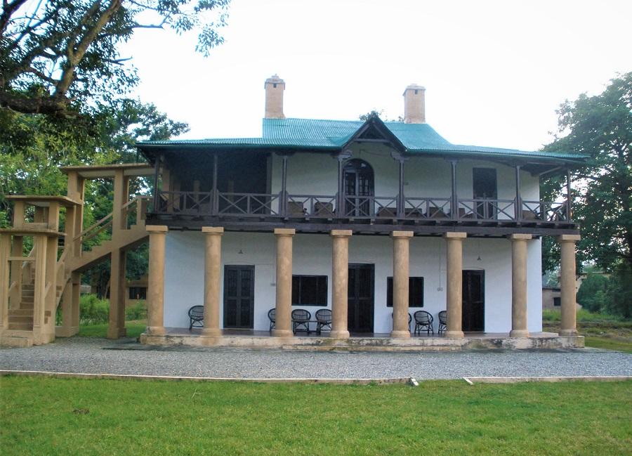 Dhikala Rest House
