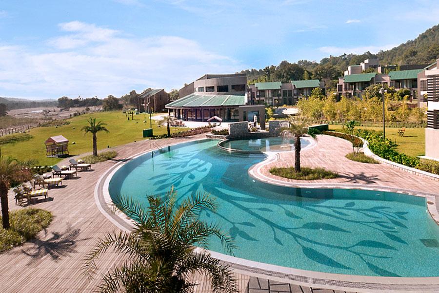 Namaha Resort Pool View