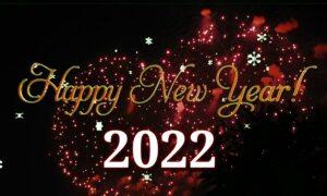 New Year 2022
