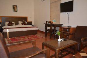 Pratiksha River View Room