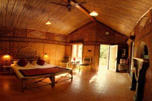Tiger Den Cottage Inside View