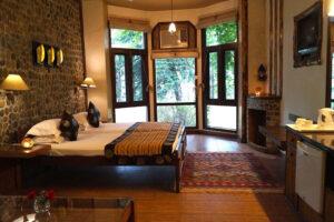 Tiger Den Room Inside View