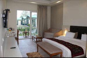 Tiger Groove Resort Bedroom View