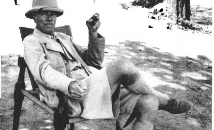 Edward Jim Corbett