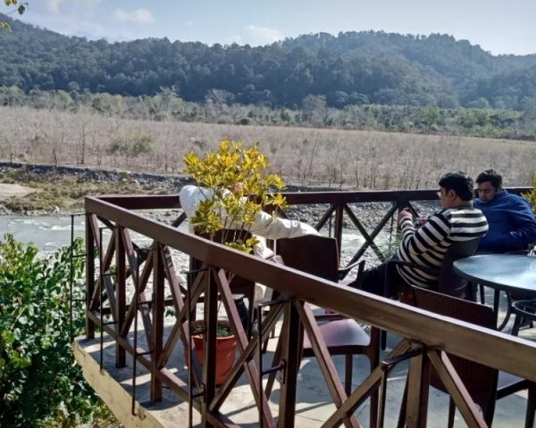 Infinity Resort River Side Sitting