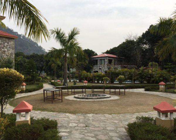 Corbett Mango Bloom Resort Outer View