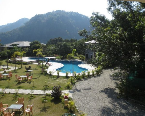 Corbett Mango Bloom Swimming Pool