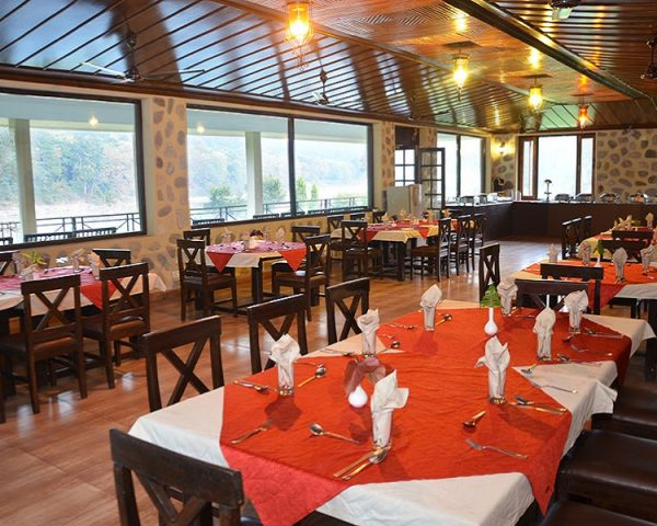 Pratiksha Resort Restaurant