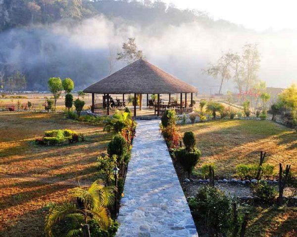 Pratiksha River View Retreat