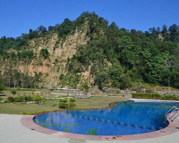 Pratiksha Resort Swimming Pool