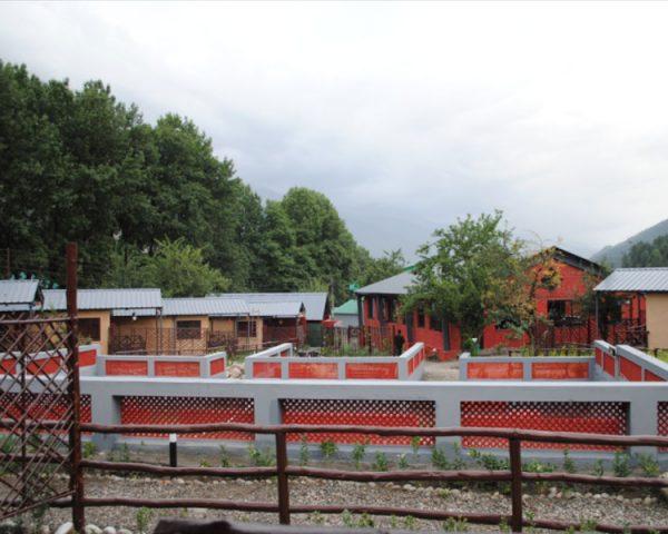 Samsara Resort Outer View