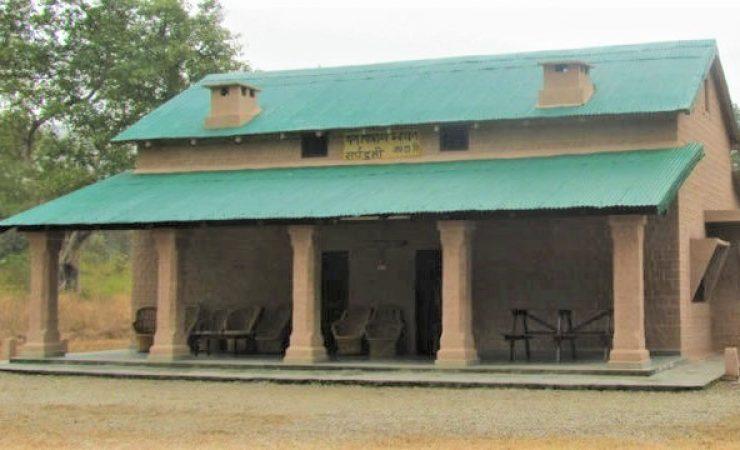 Sarapduli Rest House Corbett