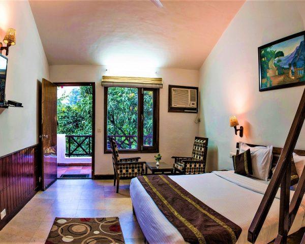 Serenity Corbett Resort Inner