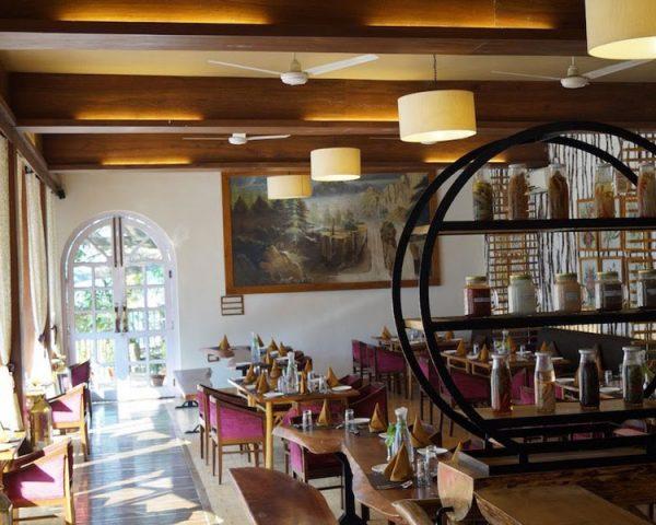 Tiger Den Resort Dining