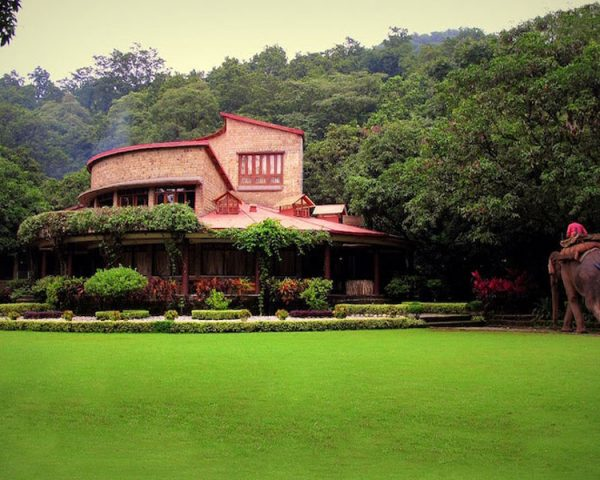 Tiger Den Resort Garden View