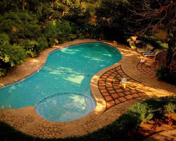 Tiger Den Resort Swimming Pool